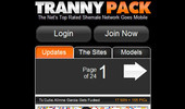 Visit Tranny Pack Mobile