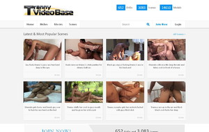Visit Tranny Video Base