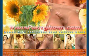 Visit Trans Pantyhose