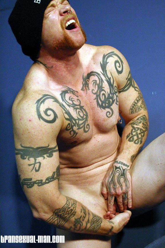Getting Pussy Tattoo