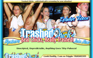 Visit Trashed Chicks