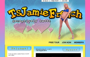 Visit TS Jamie French