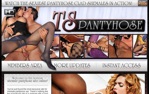 Visit TS Pantyhose