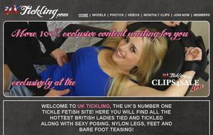 Visit UK Tickling