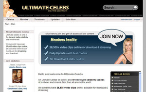 Visit Ultimate Celebs