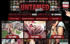 Visit Untamed Girls