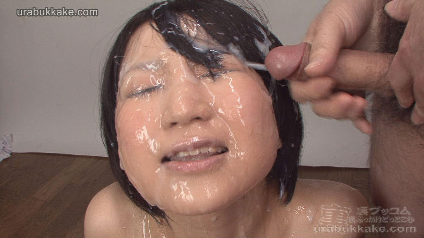 5 men bukkake on beautiful face - 3 part 5