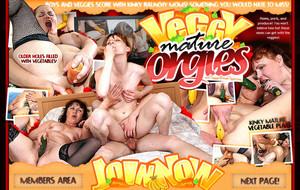 Visit Veggy Mature Orgies