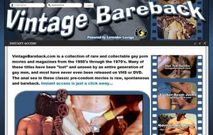 Visit Vintage Bareback