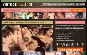 Visit Vintage Classic Porn