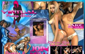 Visit Virtual Panty Girls