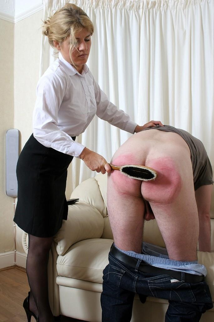 Femdom butt spanking, uzebestani girl pussy