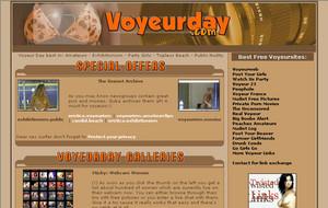 Visit Voyeur Day