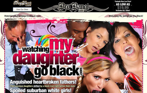 Visit Watching My Daughter Go Black