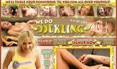 Visit We Do Tickling