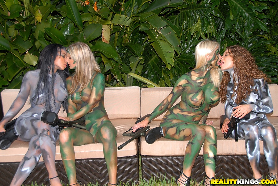 Have removed Sexy females in camo porn pity