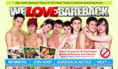 Visit We Love BareBack