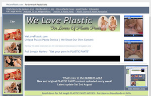 Visit We Love Plastic