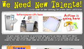 Visit We Need New Talents