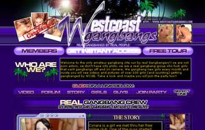 Visit West Coast Gangbangs