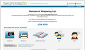Visit Whispering Lily