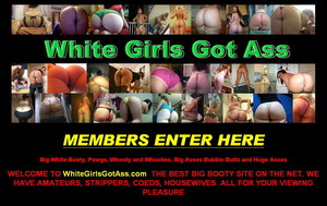 Visit White Girls Got Ass