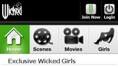 Visit Wicked Pictures Mobile
