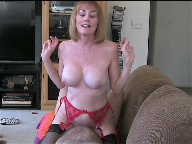 59 year old cock hungry milf vanessa creampied by black - 1 9