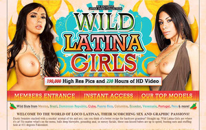 Visit Wild Latina Girls