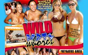 Visit Wild Party Whores