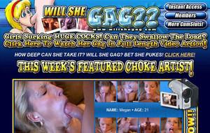 Visit Will She Gag