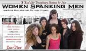 Visit Women Spanking Men