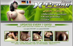 Visit X Proxy