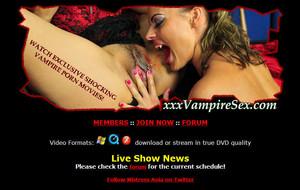 Visit XXX Vampire Sex
