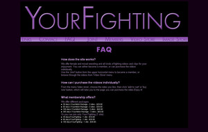 Visit Your Fighting