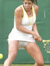 There are sexy upskirts and cameltoe pussies of lovely tennis stars for your viewing enjoyment