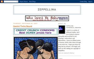 Visit Zeppellina Blog