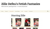 Visit Zille Defeu`s Fetish Fantasies